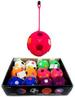 Wholesale SOCCER Ball Pattern Spike Ball Assorted Colors