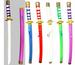 Wholesale Plastic NINJA SWORDs Assorted Colors
