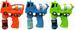 Wholesale Construction TRUCK Shaped Bubble Gun Assorted Colors