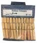 Wholesale 48pcs Wood CLOTHING pins