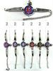 Wholesale Metal BANGLE/ Bracelet assorted Flower Design