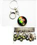 Wholesale BOB MARLEY Keychain