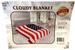 Wholesale One Ply American Flag Queen size BLANKET