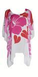 Floral Print Doncho DRESS