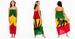 Rasta Sarong DRESS