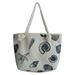 Shell Print Fashion BEACH BAG