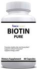 Biotin Pure for Energy and Cellular Production - 60 Capsules