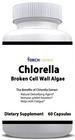 Torch Trainers Chlorella - 600mg, Broken Cell Wall Algae - 60 Cap