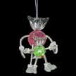 CANDY Couple Ornament - 2 Assorted