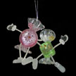 CANDY Couple Ornament