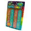 Lisa Frank® Party Favors - Tattoo BRACELET - Pack of Four
