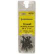 Pik-A-Nut© #6 Drywall Building SCREWS - Pack of 17
