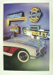 Chevrolet® POSTER -- ''Neon Classic''