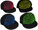 Nylon Neon Spiky BASEBALL Hat  *Special $5.00 **$25 Coupon Specia