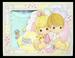 ''Precious Moments''  3Pc NEW Born  Baby Gift Boxed Set  ( # 82280)