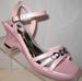 Girls Jewelled SHOES - Pink Color.  Sizes: 9 - 4