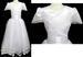 Girls All-Flower Flower Girl DRESS - Sizes:  8 Thru 16