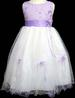 Girls  Pageant  DRESS -  Lavender Color (Sizes: 2-12)