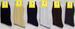 ''Swan'' Mens Nylon DRESS Socks - Solid Colors ( # 968)