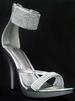 Womens High Heel Jewelled/Rhinestones SHOES. (5.5 - 8.5)