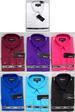 ''Omega'' Boys Long Sleeves DRESS Shirts - Sizes: 16 Thru 20