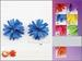 HAIR ACCESSORIES -  Embellished  HAIR Bows For Girls - Flowers
