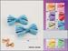 HAIR ACCESSORIES -  HAIR Bows In Soft Pastel Colors For Girls