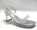 Womens/Teenagers Clear SHOES With Rhinestones - Sizes: 5  1/2 -10