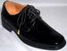 Big Mens Tuxedo SHOES - Classic  Style - Black  - C Run