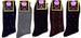 ''King'' Mens DRESS Socks In Assorted Colors & Prints (# 1417)