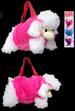 Plush Puppy HANDBAGs For Girls
