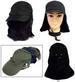 Safari FISHING Hiking Snap Brim Army Military Neck/Face Cover Hat