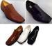 Boys Slip-On Dress SHOES  -  Black Color (Sizes: 11-4)