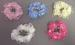 HAIR ACCESSORIES -  Jewelled Ponytail Holders   ( #  SC-62013CP)