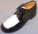 Tuxedo SHOES For Boys - 2Tone Black & White - Sizes: 9-5