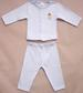 NEW Born Sizes 2Pc Embroidered Pyjama Sets