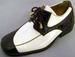 Boys DRESS Shoes - 2 Tone Beige  & Brown