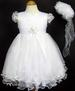 Girls Embroidered Pageant DRESS & Hat - (Sizes: 9Mos - 3T)