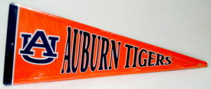 AUBURN TIGERS ''WAR EAGLE'' NEW METAL BANNER SIGN