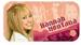 LICENSE PLATE,NEW ''HANNAH MONTANA'' GUITAR TAG. LICENSED