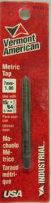 VERMONT AMERICAN 7MM-1.00 TAP, TOOLS