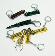 Keychain Butterfly KNIFE (small)