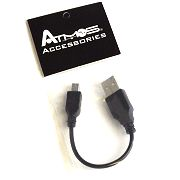 Authentic Atmos Type B Mini USB Charger for Atmos VAPE Lighter