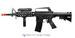 M16A4 RIS Spring Rifle w/ Included Red Laser & Tactical Flashligh