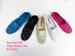 Closeout Women Breathable Flat SHOES with Lace and Diamond Fushia