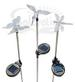 Hummingbird, Butterfly & Dragonfly Solar Garden Stake Lights