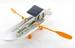 Solar Race BOAT Assembly TOY Education Kit for age 8+
