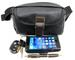 Unisex PU Washed LEATHER Waist Bag Fanny Pack for iPhone Passport