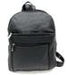 Designer Medium Size Cow LEATHER Backpack Sling Bag Two in One