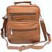 8 Pocket Multi-Function Genuine Leather Purse HANDBAG w/Organizer